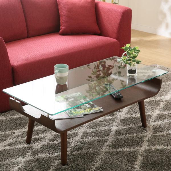 センターテーブル(ノルディック2 9645 DBR) ニトリ 【玄関先迄納品】 【5年保証】