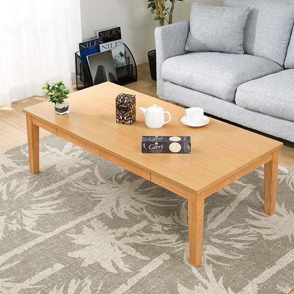 センターテーブル(パレット2 120 LBR) ニトリ 【玄関先迄納品】 【5年保証】