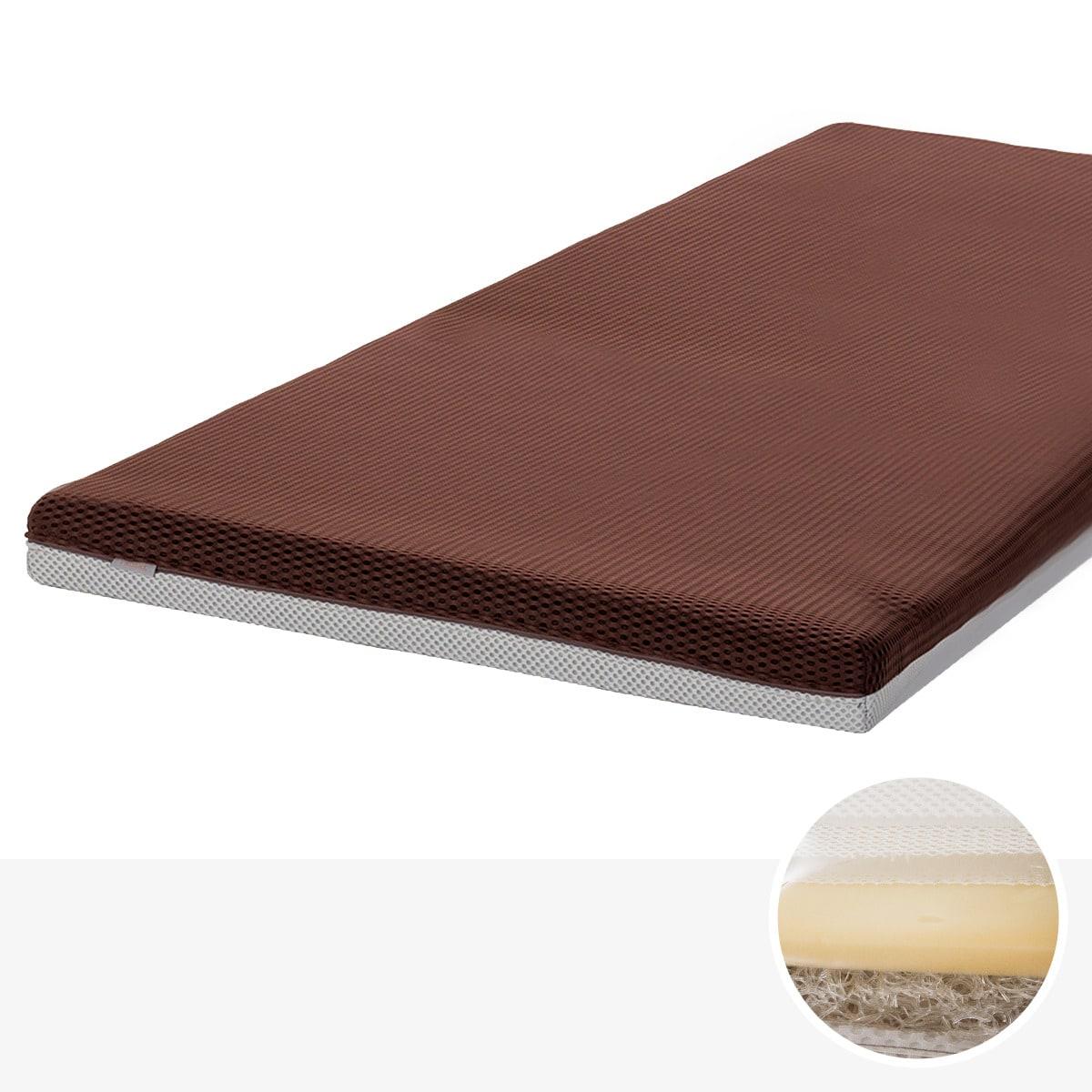 セミダブル薄型マットレス(プロセル) ニトリ 【配送員設置】 【5年保証】