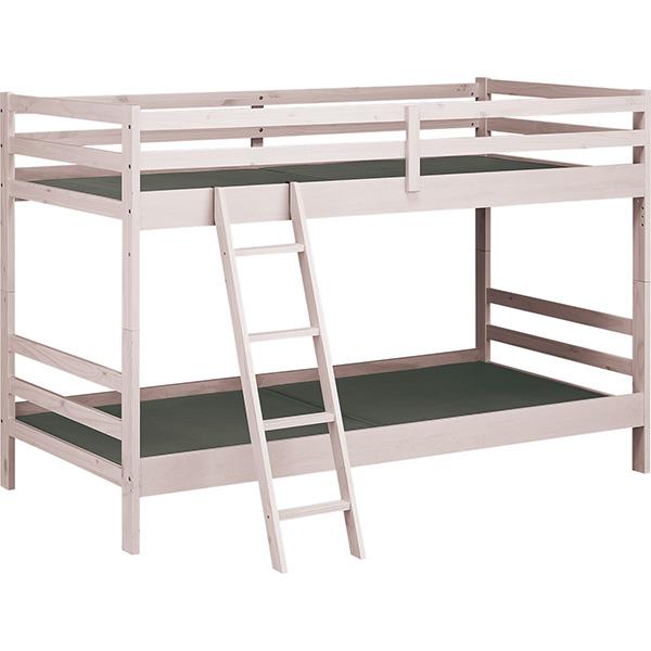 2段ベッド(ドールN WW床板DB) ニトリ 【配送員設置】 【5年保証】