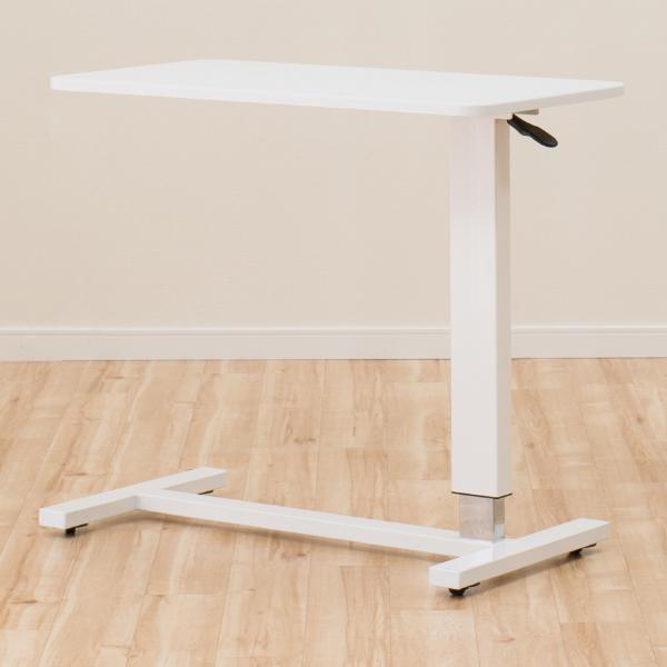 昇降サイドテーブル(NDW-002 WH) ニトリ 【玄関先迄納品】 【1年保証】