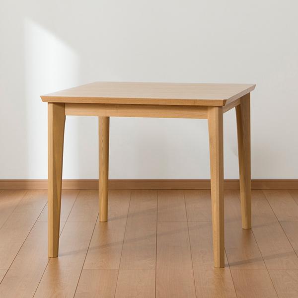ダイニングテーブル(ロレイン5 80 LBR) ニトリ 【玄関先迄納品】 【5年保証】