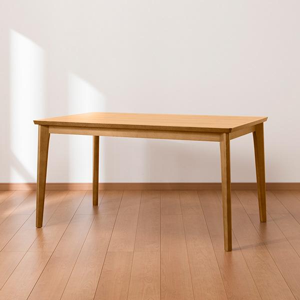ダイニングテーブル(ロレイン5 135 LBR) ニトリ 【玄関先迄納品】 【5年保証】