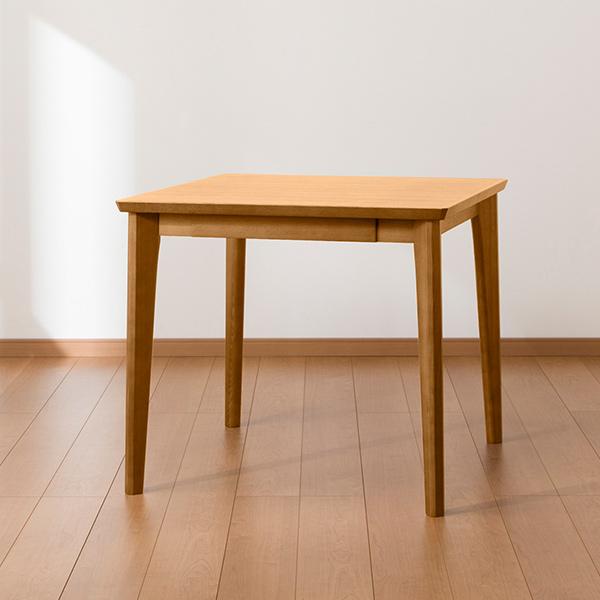 ダイニングテーブル(ロレイン5H 80 LBR) ニトリ 【玄関先迄納品】 【5年保証】