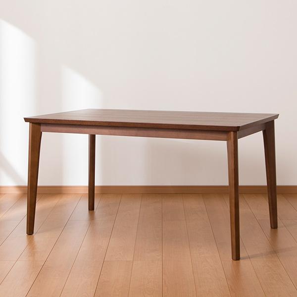 ダイニングテーブル(ロレイン5 135 MBR2) ニトリ 【玄関先迄納品】 【5年保証】