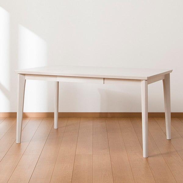 ダイニングテーブル(ロレイン5H 135 WW) ニトリ 【配送員設置】 【5年保証】