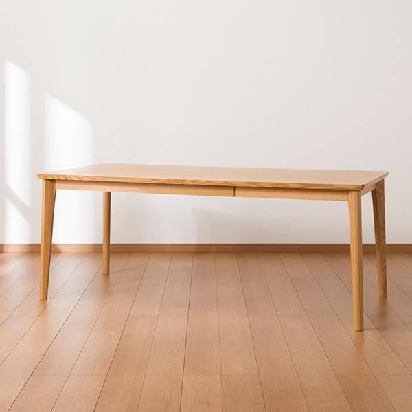 ダイニングテーブル(ロレイン5H 180 LBR) ニトリ 【配送員設置】 【5年保証】
