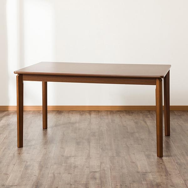 ダイニングテーブル(インテール2 135 MBR) ニトリ 【玄関先迄納品】 【5年保証】