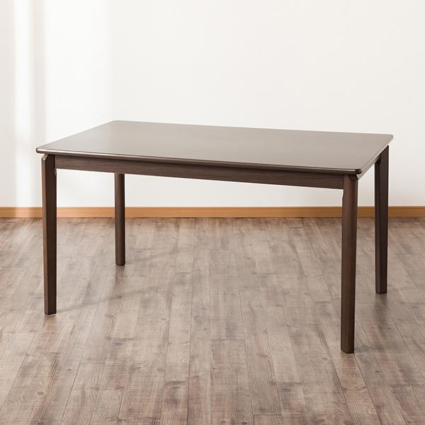 ダイニングテーブル(インテール2 135 DBR) ニトリ 【玄関先迄納品】 【5年保証】