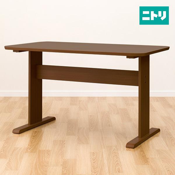 ダイニングテーブル(GK 120 MBR) ニトリ 【玄関先迄納品】 【5年保証】