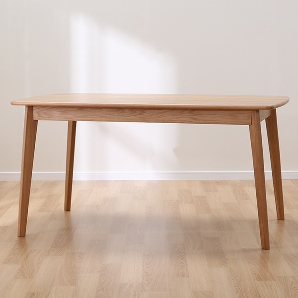 ダイニングテーブル(ガルフ LBR) ニトリ 【配送員設置】 【5年保証】