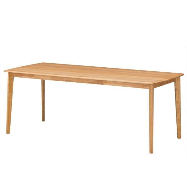ダイニングテーブル(アルナス18080 LBR) ニトリ 【配送員設置】 【5年保証】