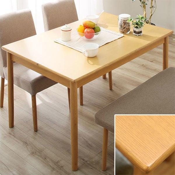ダイニングテーブル(Nクリスタル 120 NA) ニトリ 【玄関先迄納品】 【5年保証】