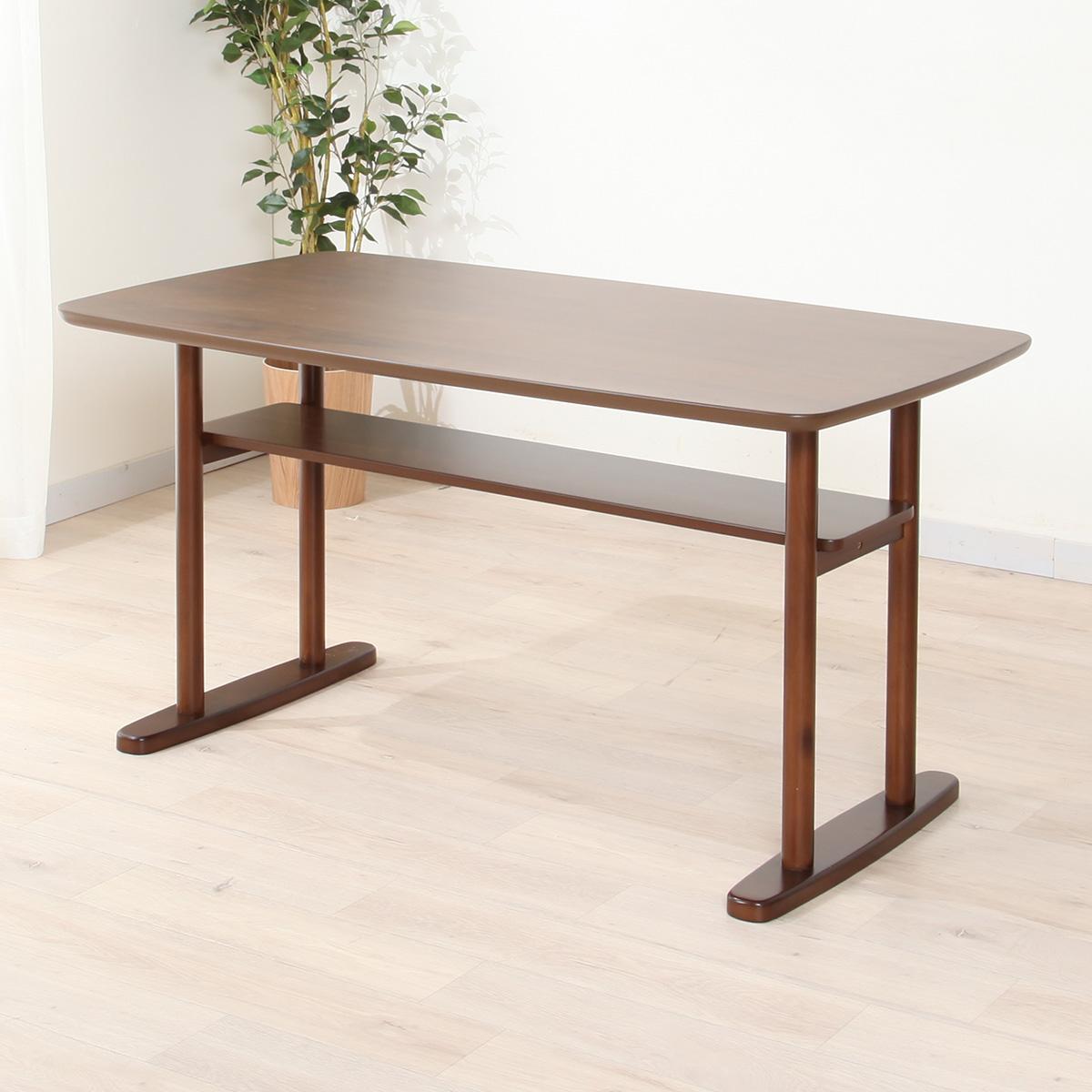 ダイニングテーブル(キャスト135 MBR) ニトリ 【玄関先迄納品】 【5年保証】