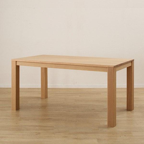 ダイニングテーブル(コネクト150 LBR) ニトリ 【配送員設置】 【5年保証】