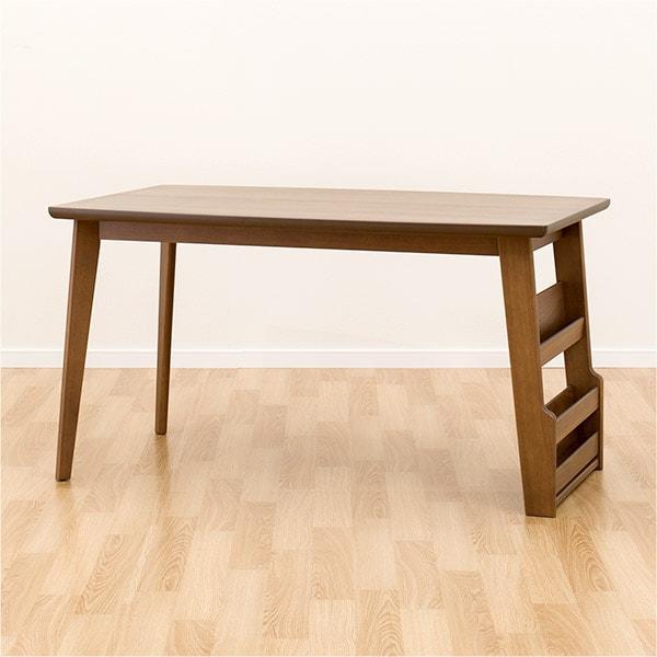 ダイニングテーブル(リブレス130 MBR) ニトリ 【玄関先迄納品】 【5年保証】