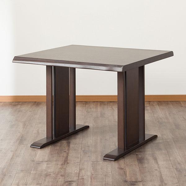 ダイニングテーブル(サザナミ90 DBR) ニトリ 【玄関先迄納品】 【5年保証】