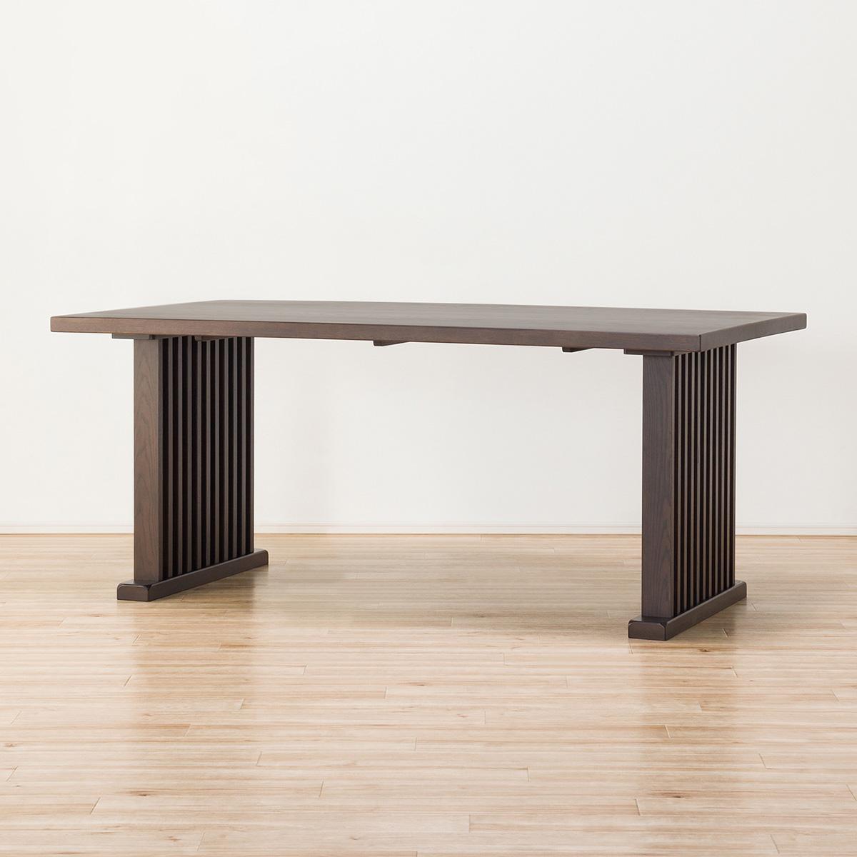 ダイニングテーブル(Jモード165 DBR) ニトリ 【配送員設置】 【5年保証】