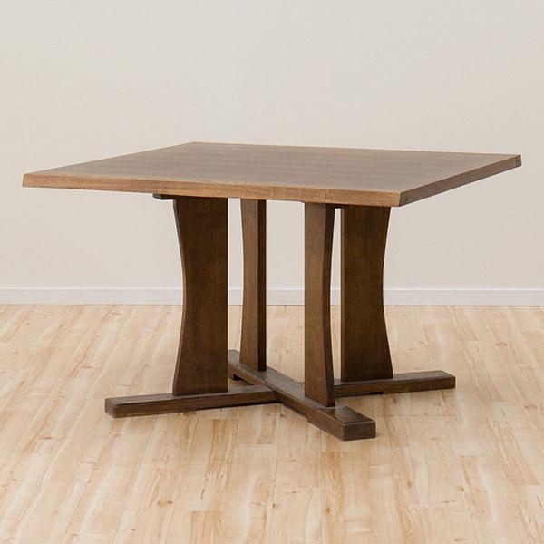 天然木リビングダイニングテーブル(ヤマト2 LD 110) ニトリ 【配送員設置】 【5年保証】