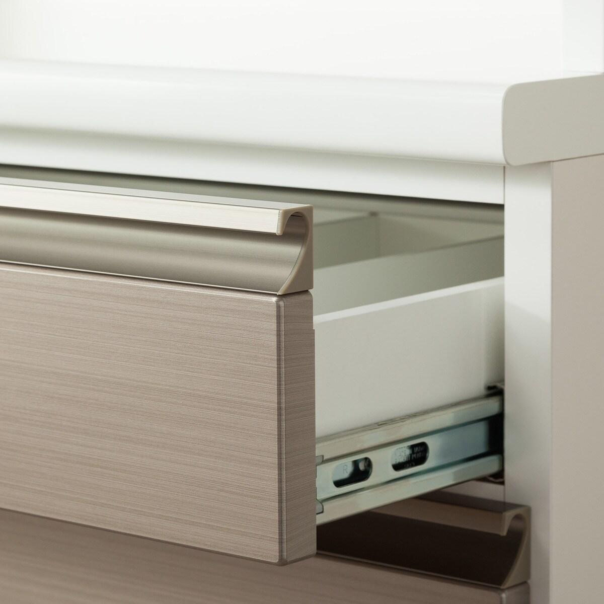 キッチンボード(ラピス 120 ステンG) ニトリ 【完成品・配送員設置】 【5年保証】