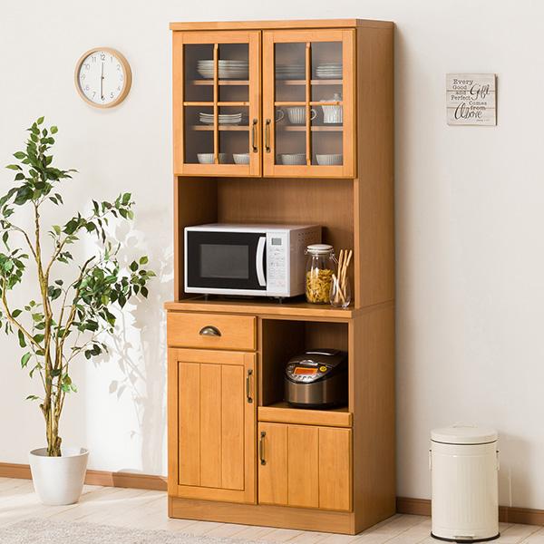 キッチンボード(ミランダ2 80 LBR) ニトリ 【配送員設置】 【5年保証】