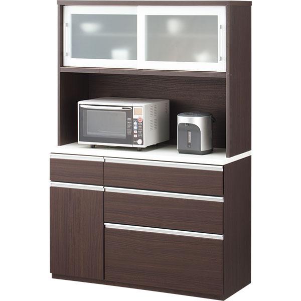 キッチンボード(キュリー2 120KB DBR) ニトリ 【配送員設置】 【5年保証】