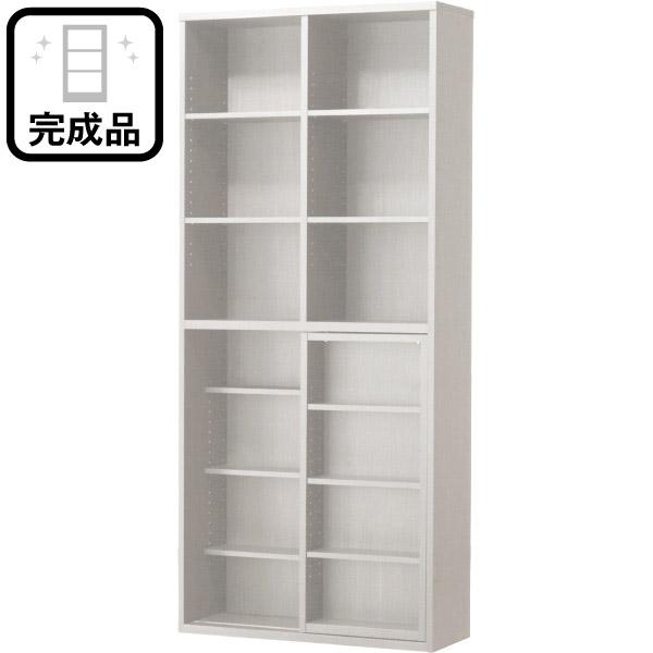 スライド書棚(アンダー WH) ニトリ 【完成品・配送員設置】 【5年保証】