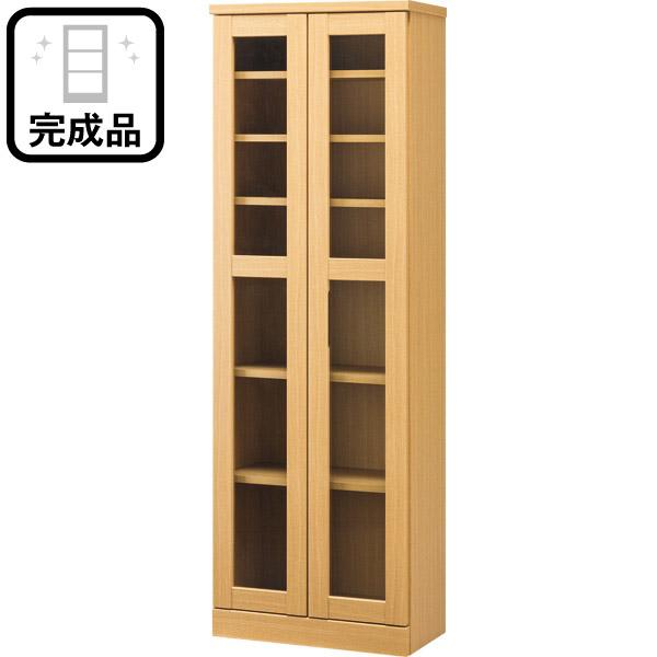 本棚(カット I 60 LBR) ニトリ 【完成品・配送員設置】 【5年保証】