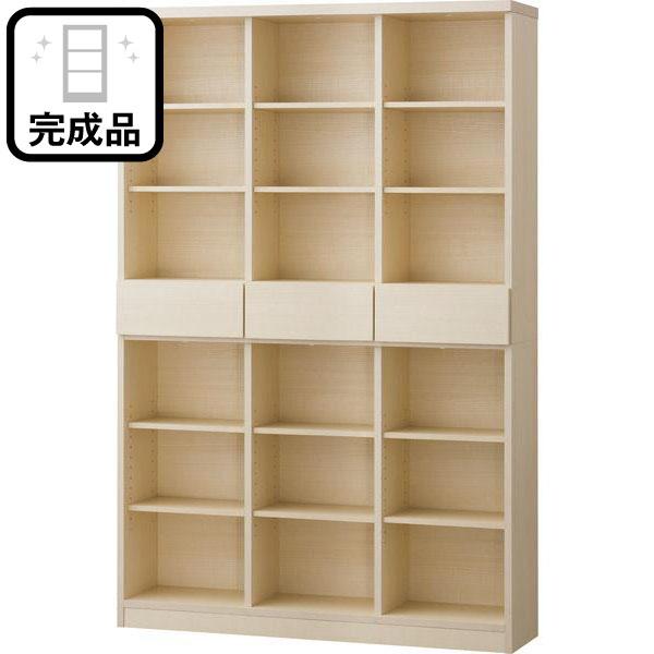 オープン書棚(アデル120BS WW) ニトリ 【完成品・配送員設置】 【5年保証】