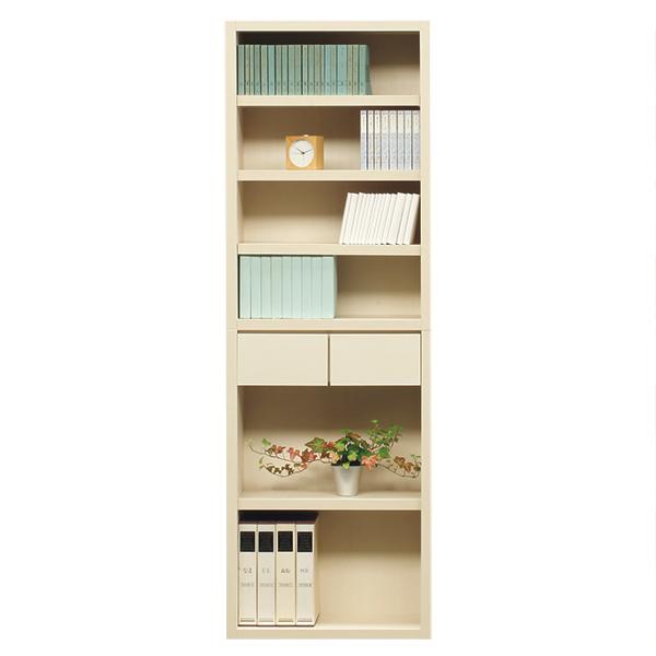 オープン本棚(カゼラ60 WH) ニトリ 【配送員設置】 【5年保証】