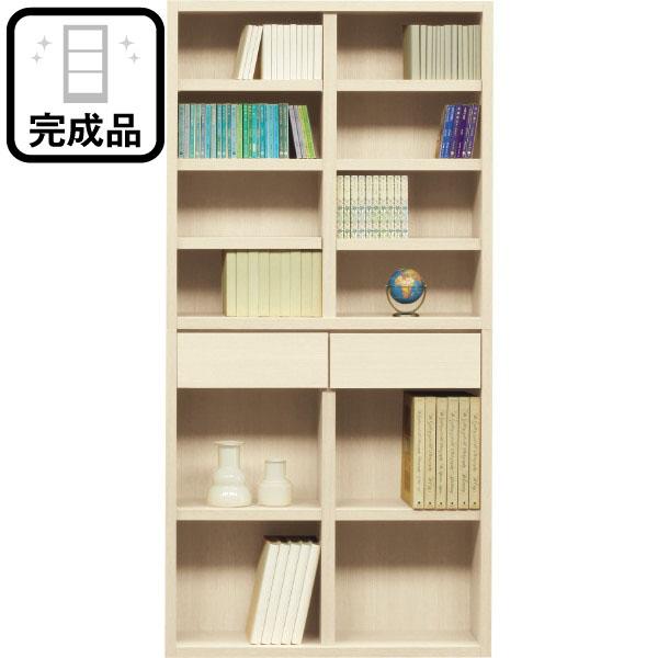 書棚(カゼラ90 WH) ニトリ 【完成品・配送員設置】 【5年保証】