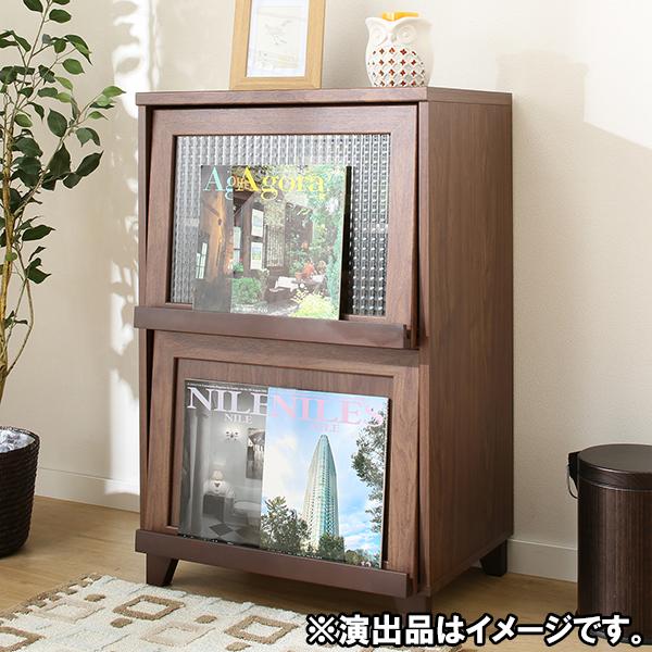 キャビネット(ショコレア MBR) ニトリ 【玄関先迄納品】 【1年保証】