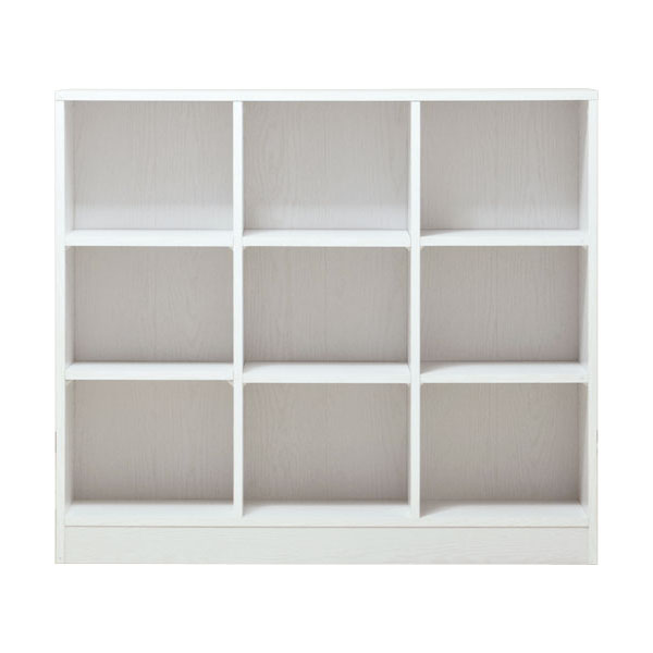 書棚(サラ 10114 WH) ニトリ 【玄関先迄納品】 【1年保証】