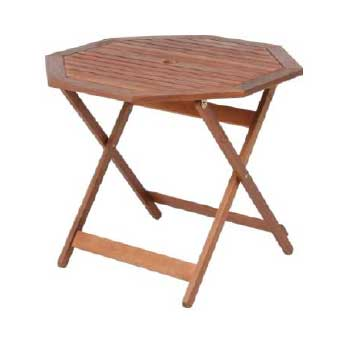 八角テーブル90cm #GT04FB [F-573]【あす楽対応不可】【全品送料無料】ガーデンテーブル ガーデンファニチャ garden・furniture