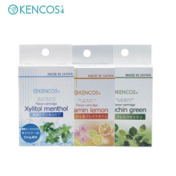 KENCOSオプション KENCOS 定価 フレーバーカートリッジ SA-003 送料無料 3本入り 通販