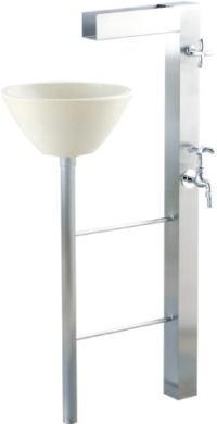 【全品送料無料】立水栓 水栓柱:ウンディーヌ[W-004]【不可】