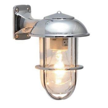 真鍮製ガーデンライトBR5000 CR CL(普通球・クリアーガラスタイプ)700351[L-569]【あす楽対応不可】【全品送料無料】