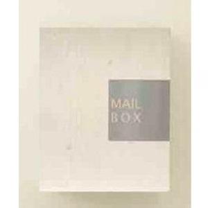 郵便ポスト:エバーアートウッド・De-post(埋込タイプ)ホワイトパイン[P-479]【fsp2124-6f】【あす楽対応不可】
