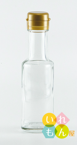 人気卓上シリーズ VU-100透明びん 48本入キャップ付 瓶 調味料瓶 ガラス瓶 ガラス保存容器 保存瓶 醤油 ポン酢 酢 オイル ソース おしゃれ 開店祝い 新作続 蓋付 ドレッシング かわいい ダシ スタイリッシュ タレ オシャレ かっこいい 可愛い 容器 硝子瓶
