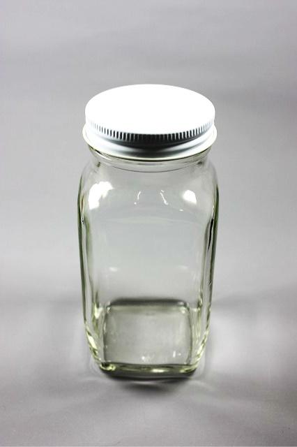 ちょっとした作り置き調味料の保存にも 〈1本入〉F-280NN透明びん キャップ付 ジャム瓶 調味料びん ガラス瓶 保存容器 保存瓶 はちみつ容器 日本正規品 果実酒びん 密封びん 硝子瓶 たけのこ 即納送料無料! 筍 パスタ 蓋付 かわいい オシャレ ナッツ スタイリッシュ 蓋 自家製 角瓶 シリアル おしゃれ 可愛い かっこいい