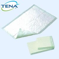排便後の洗浄時や、シーツへのもれを防ぎたいときにベッドの上に敷いて使用。1回1枚で対応できて経済的。衛生的な1回ごとの使い捨てタイプ TENA ベッドスーパー スタンダードタイプ 30枚×6(180枚)60×40cm 使い捨てベットシート/洗浄シート/使い捨てシート/介護用シート/漏れ防止シート/テーナ/tena
