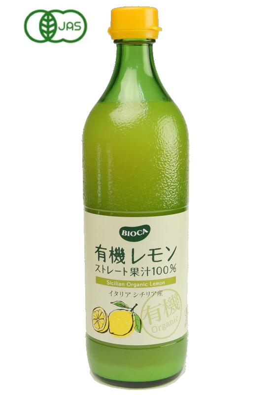 調味料類>基礎調味料(砂糖・塩以外)>有機レモンストレート果汁100%