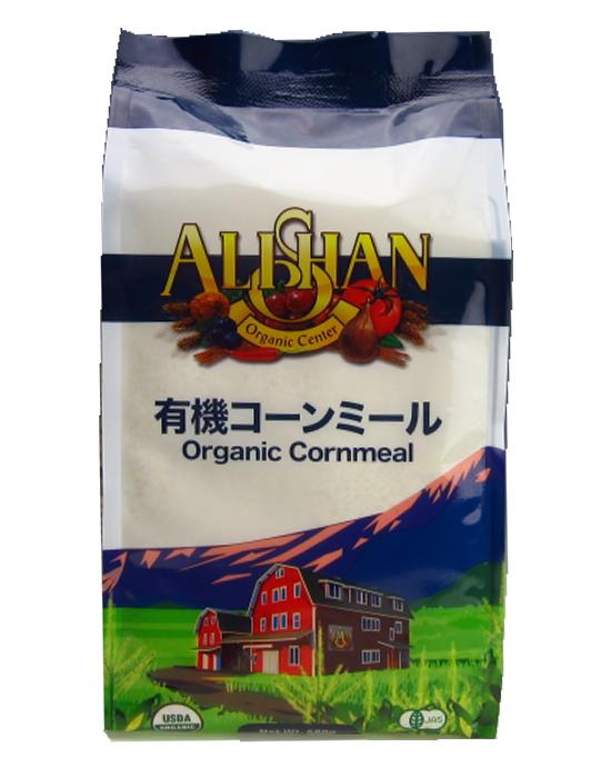 穀粉・穀類>その他の穀類の関連品>有機コーンミール