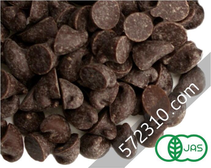 ストア 有機チップチョコレート オーガニック チョコドロップ 300g 在庫あり ナチュラルキッチン 有機JAS認証品