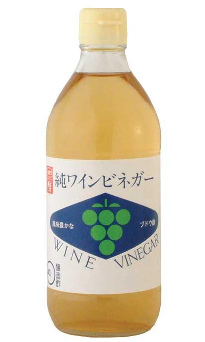 内堀醸造 ワインビネガー 純ワインビネガー 500ml 供え ぶどう酢 内堀 新作からSALEアイテム等お得な商品 満載