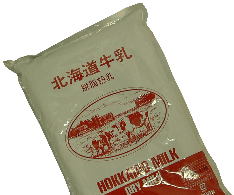 [Hokkaido milk, skim milk powder 1 Kg