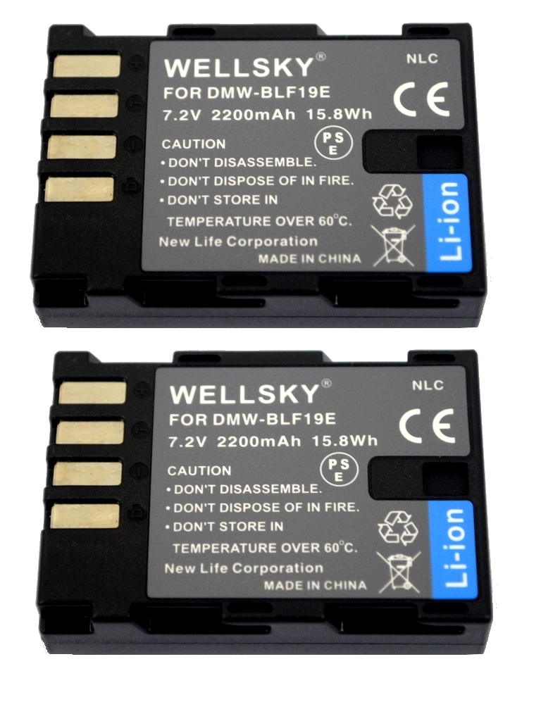 DMW-BTC10 DMW-BTC13 DMW-BLF19 BLF193,980円以上のご購入送料無料 開催中 あす楽対応 互換バッテリー 2個セット 純正 充電器で充電可能 残量表示可能 純正品と同じよう使用可能 秀逸 Panasonic DC-GH5 DC-G9 DMW-BGGH3 DC-GH5s ルミックス DMW-BGGH5 LUMIX パナソニック DMC-GH4 DMC-GH3 DMW-BGG9