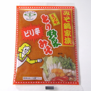 ピリ辛とり野菜みそ まとめてお得3箱(36袋)【楽ギフ_のし】