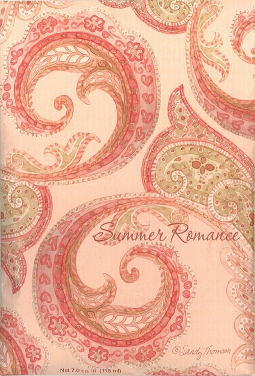 フルーティーで甘く華やかな魅惑的な香水のような香り 超特価SALE開催 即納 ウィローブルック フレッシュセンツL サマーロマンス フレグランス 全店販売中 車 玄関 ロッカー 香り袋 クローゼット サシェ