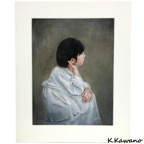 水彩画作品 額付【風の音】絵画寸法:330×250cmインテリア 飾り 絵画 壁飾り【smtb-ms】kw-000460